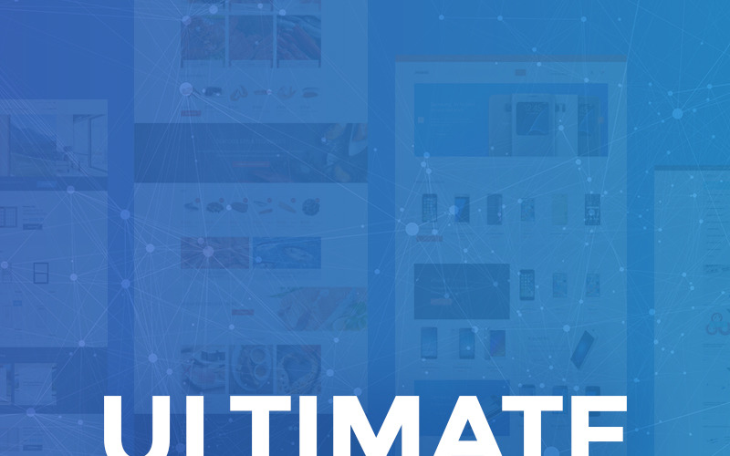Ultimate - 30 Shopify Thema's-bundel