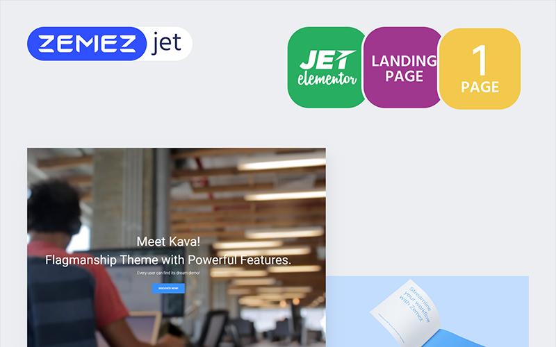 Littos - Lite Jet Elementor Template