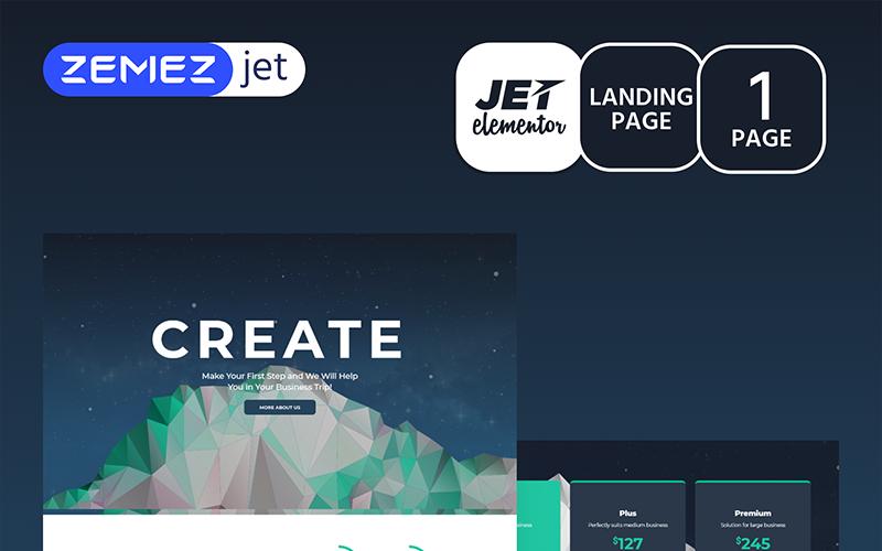 Masterbiz - Agency - Jet Elementor Kit