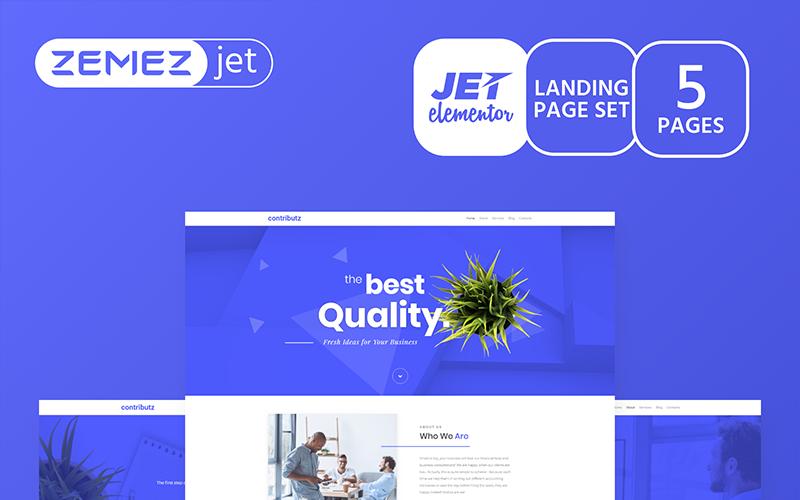 Wizarro - Conseil aux entreprises - Kit Jet Elementor