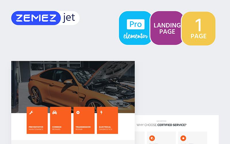 Engirem - Kit de reparación de automóviles Pro Elementor