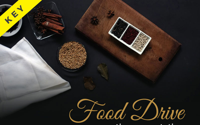 Campaña de alimentos - - Plantilla de Keynote