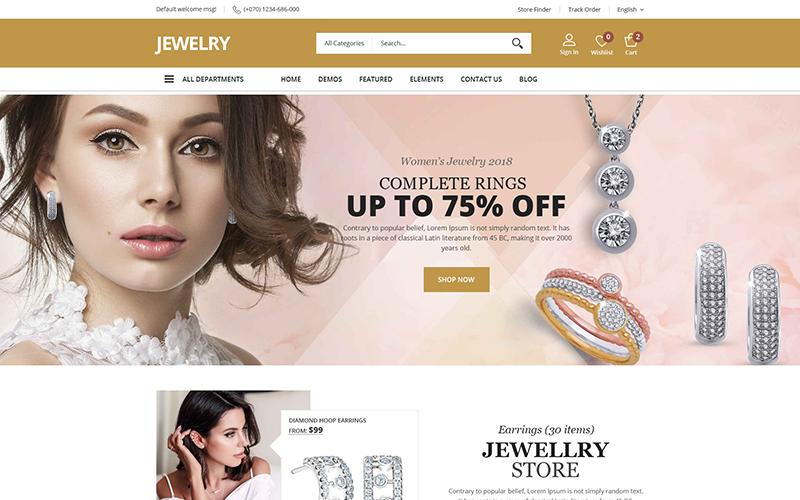 Jewellry WooCommerce Theme