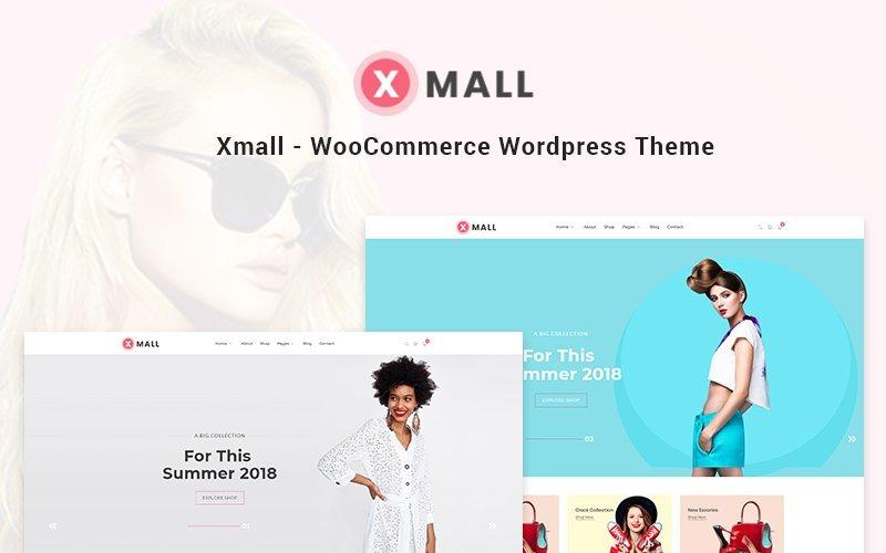 Xmall - Divat WooCommerce téma