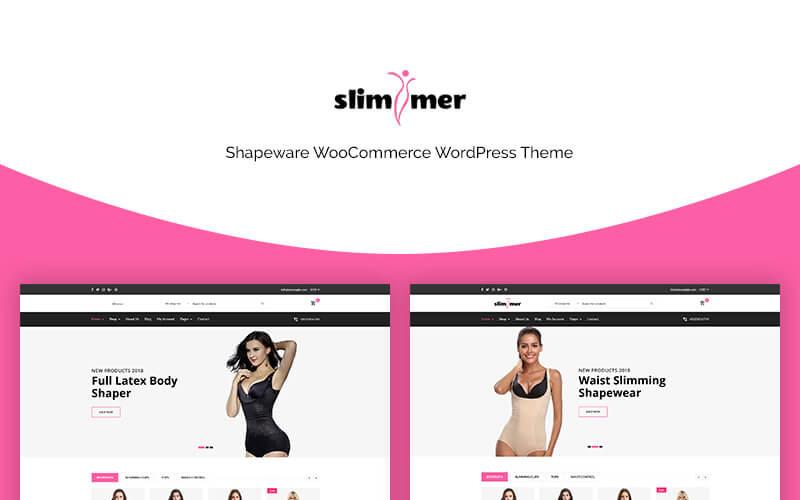 Slimmer - Тема WooCommerce Shapeware