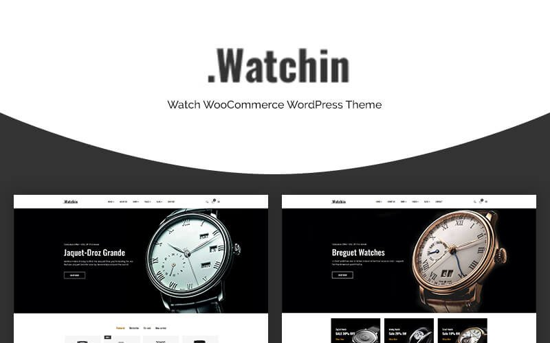 Watchin - Oglądaj motyw WooCommerce