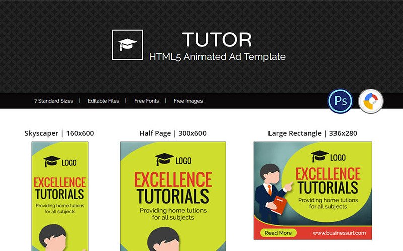 Professional Services   Tu Animated Banner