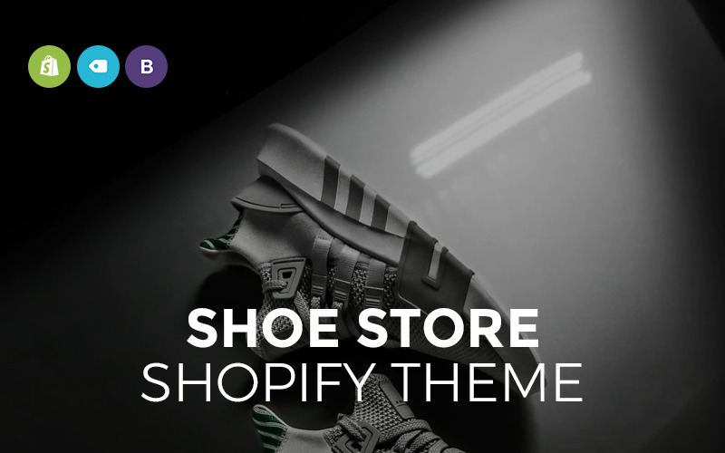 鞋店Shopify主题