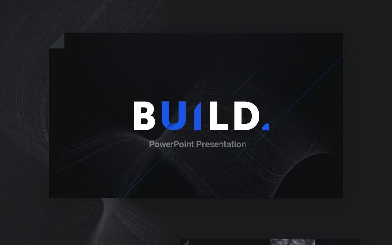 ZBUDUJ szablon programu PowerPoint