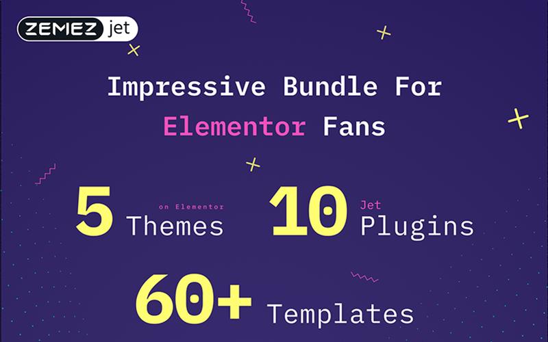 Набір WordPress від Elementor