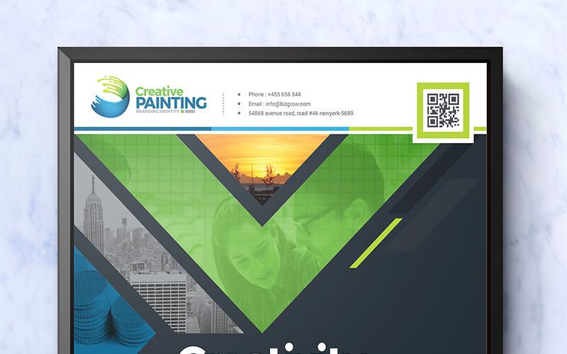 Creative Business Flyer Design - Corporate Identity Template
