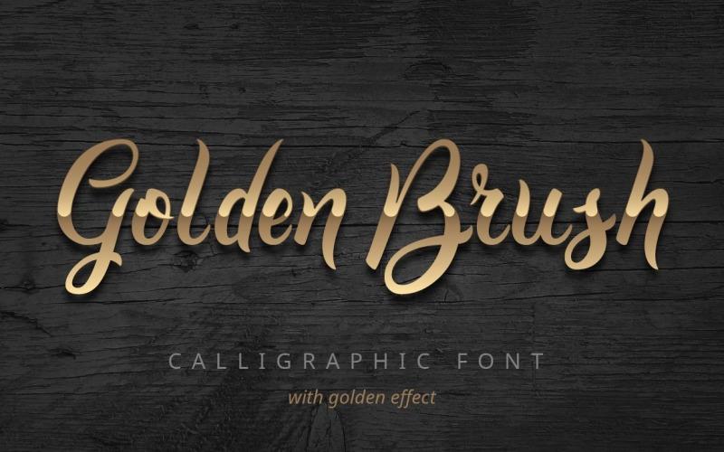 Fuente Golden Brush