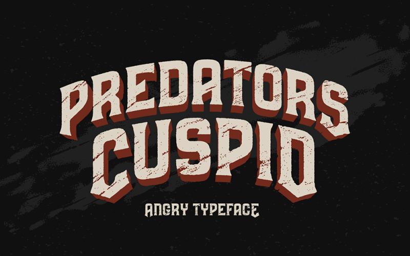 Fuente Predators Cuspid