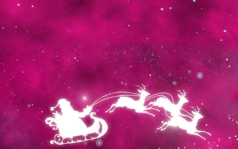 Christmas Title After Effects Intro