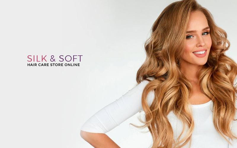 Silk & Soft - Beauty Sho Dynamische Bootstrap OpenCart Vorlage