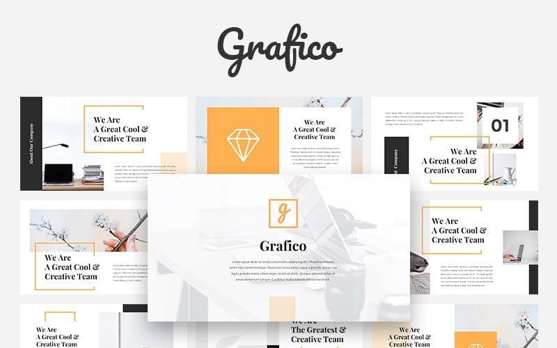 Grafico - Creative PowerPoint Template