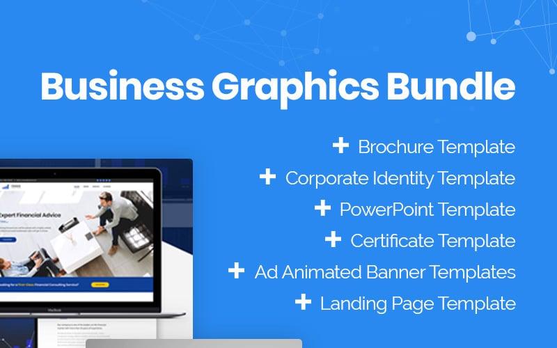 Xmas 2019 Business Graphics Bundle
