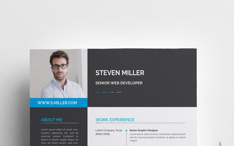 Steven Miller Resume Template