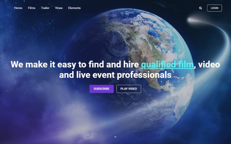 Motech - Video Agency Multipurpose Creative WordPress Elementor Theme