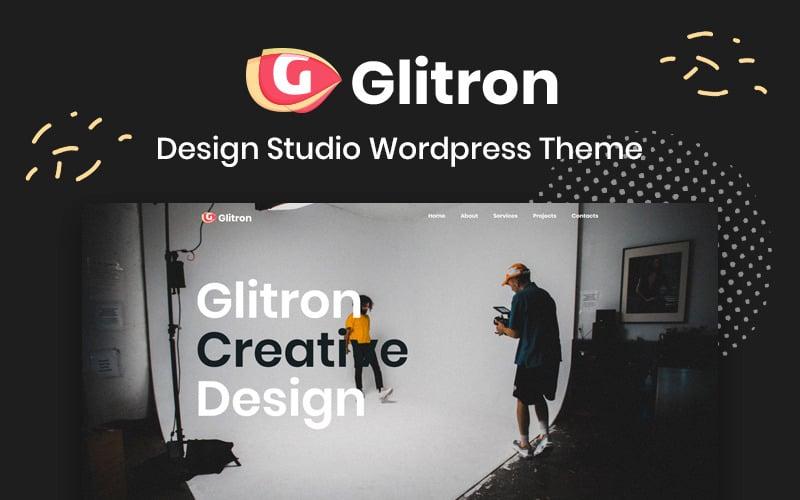 Giltron - Design Studio WordPress Elementor Theme