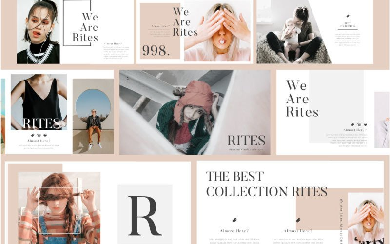 Rites - Creative PowerPoint Template