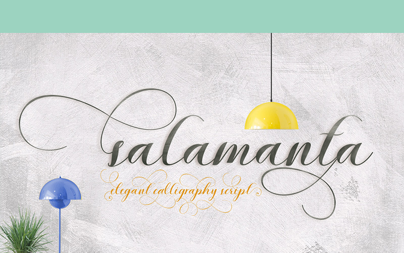 Salamanta Font