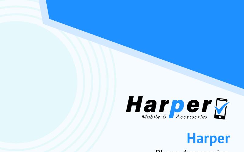 Harper - Handyzubehör WooCommerce Theme