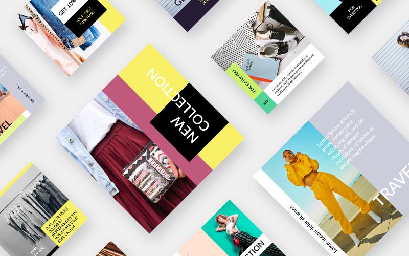 Palette  Kit Social Media Template