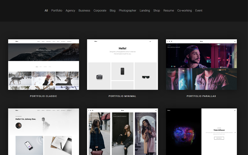 Mono - Creative MultiPurpose Business Joomla Template