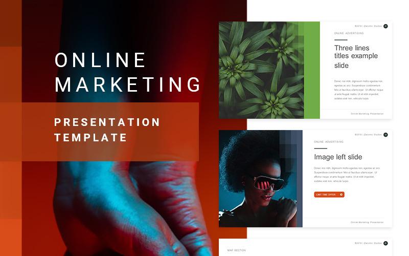 Online Marketing Google Slides