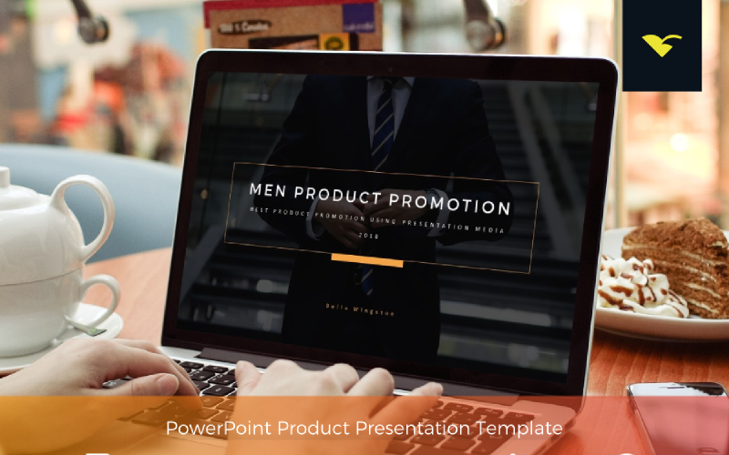 Product Promotion Presentation PowerPoint Template