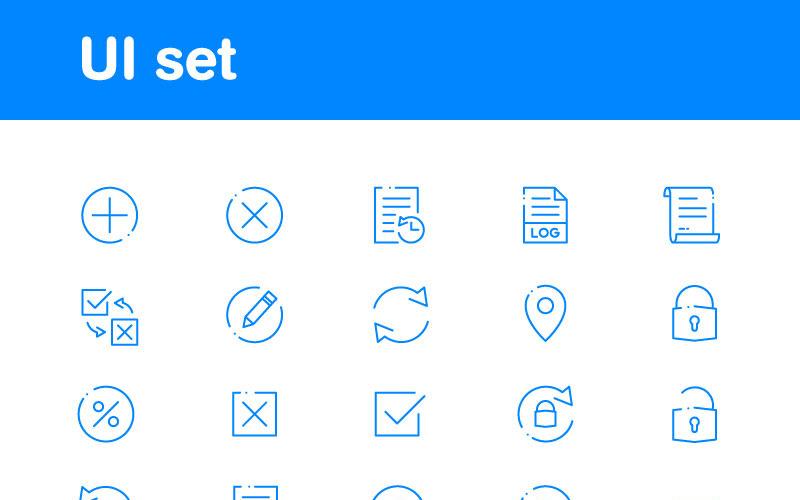 UI-Basics Icon Set