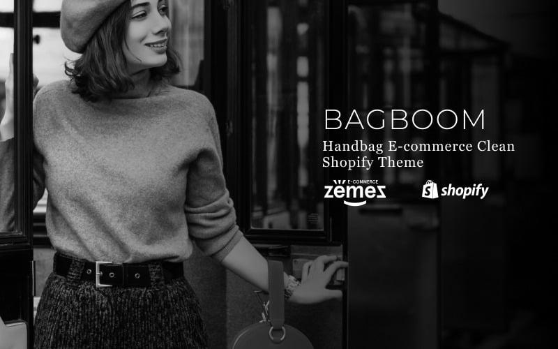 BAGBOOM Handbag eCommerce Clean Shopify Theme