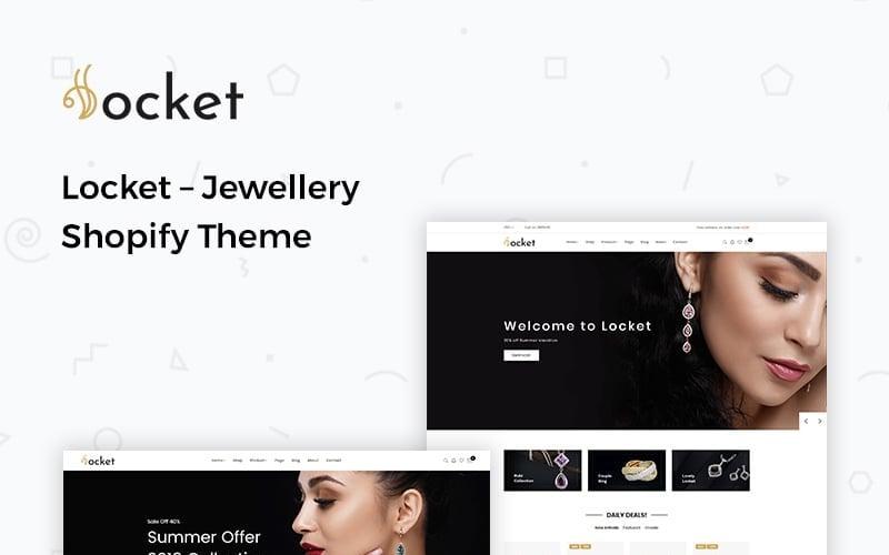 Locket - Jewellery Shopify Theme