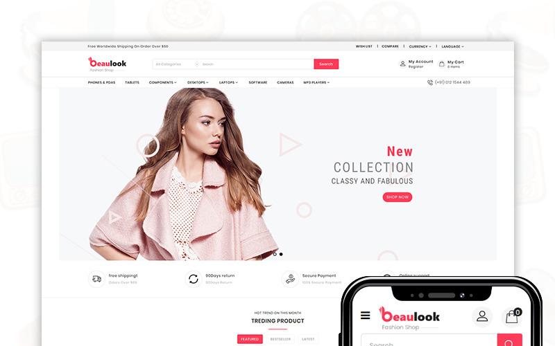Beaulook PrestaShop Theme