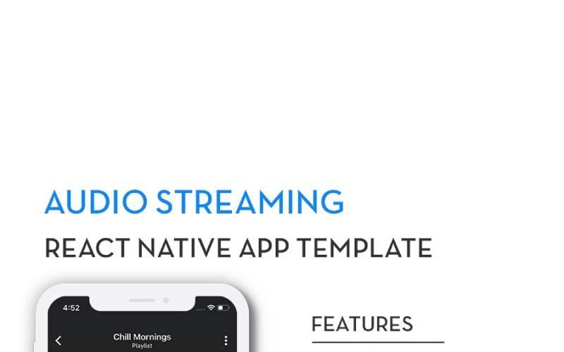Audrix App Template