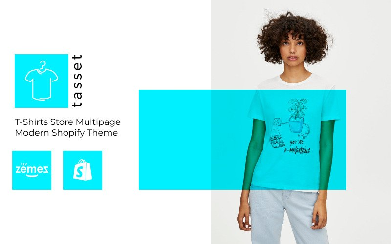 Tasset - Fashion Store Multipage Modern Shopify Theme