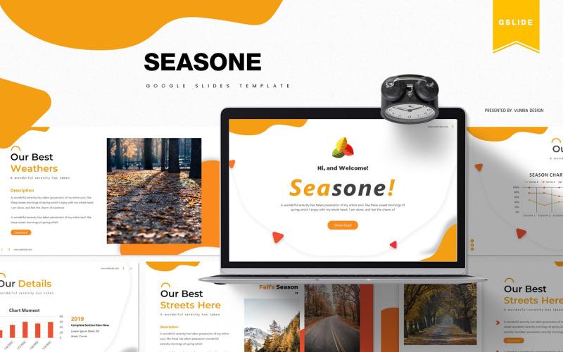 Seasone | Presentazioni Google