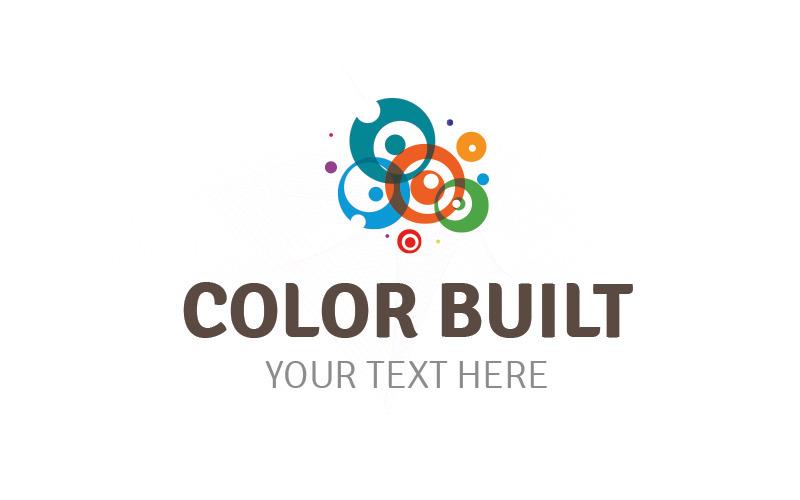 ColorBuilt Logo Template