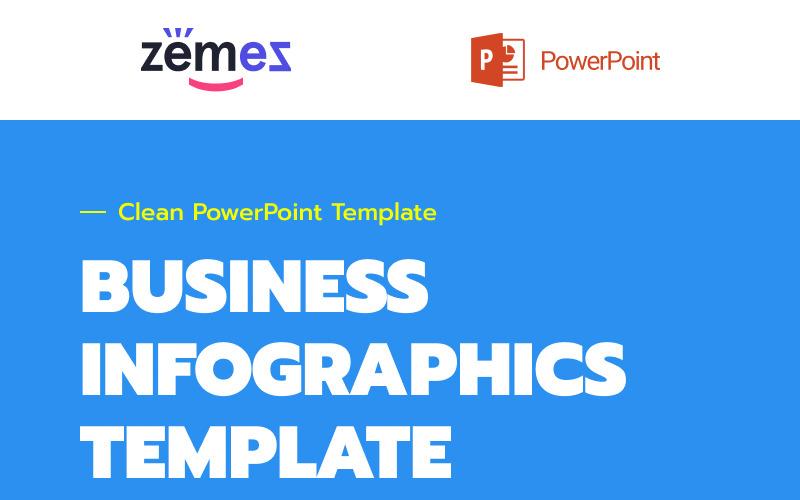 Entorum - Бизнес с гибким шаблоном инфографики PowerPoint