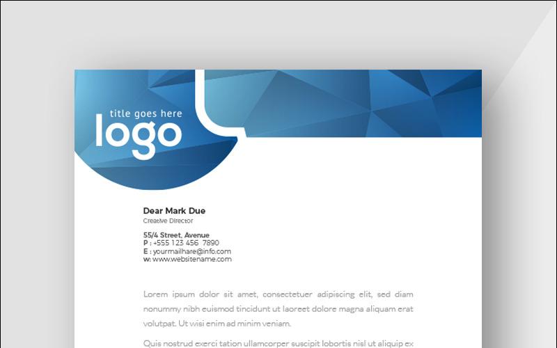 Inogo - Шаблон фирменного стиля