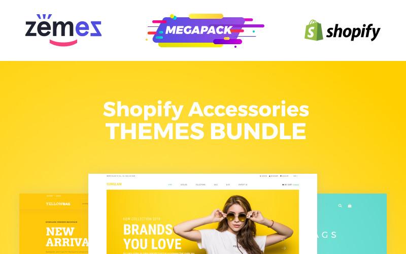 Pacchetto accessori Shopify Theme