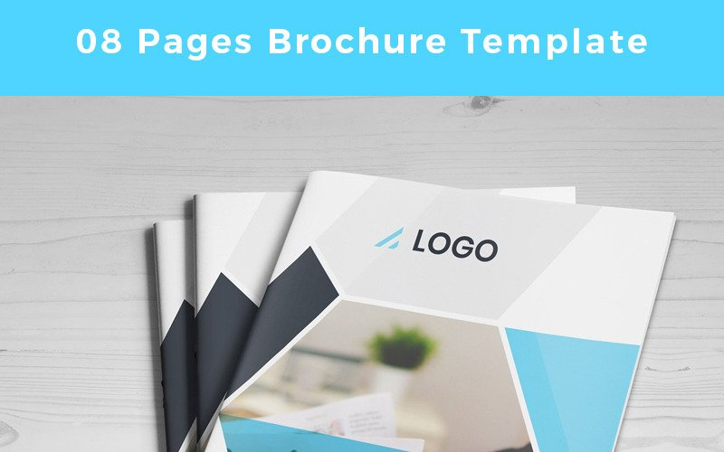 Takotna-pages-brochure - Corporate Identity Template
