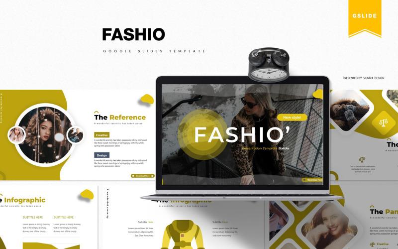 Fashio | Prezentace Google