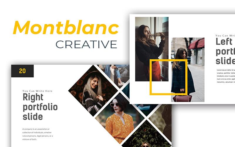 Montblanc Kreativní Prezentace Google