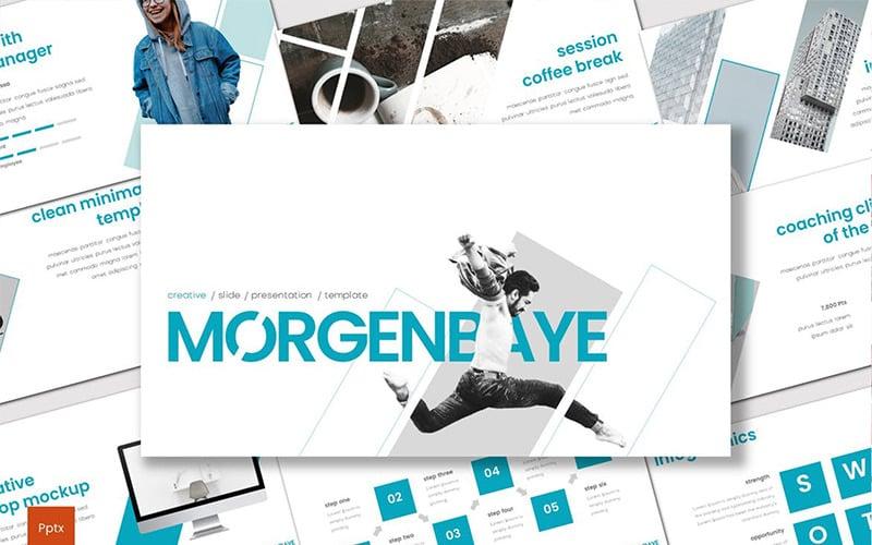 Morgenbaye PowerPoint šablony