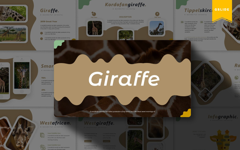 Žirafa   Prezentace Google