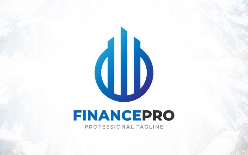 Real estate Business Finance Pro Logo Design