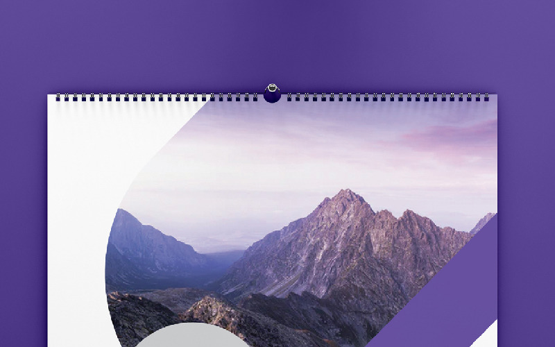 Wall Calendar 2020 Planner