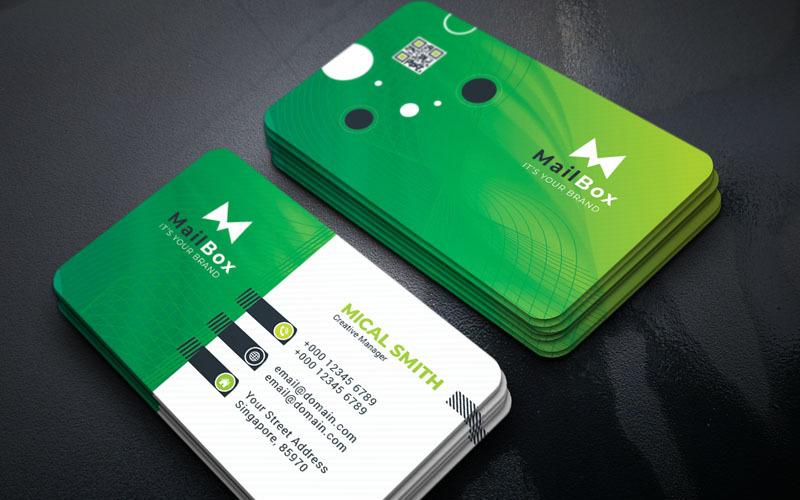 Business Card Vol_3 - Шаблон фирменного стиля
